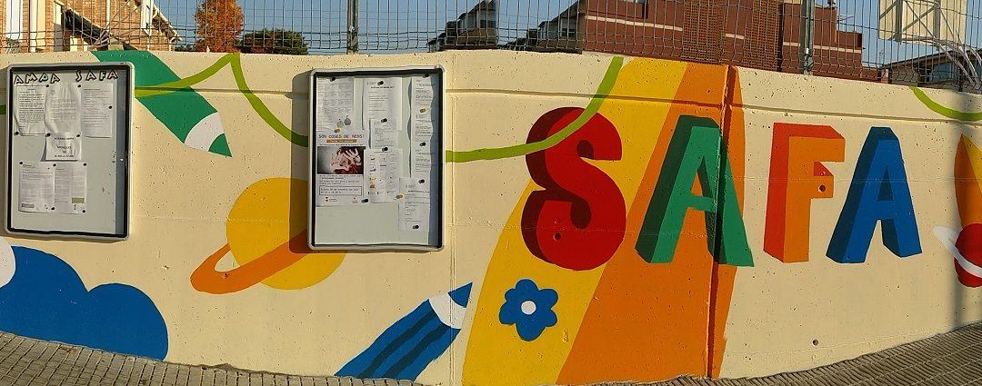 Benvinguts a la Web del SAFA  Més de 50 anys dedicats a l'educació